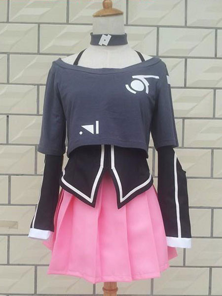 Milanoo Vocaloid IA Halloween Cosplay Costume Halloween