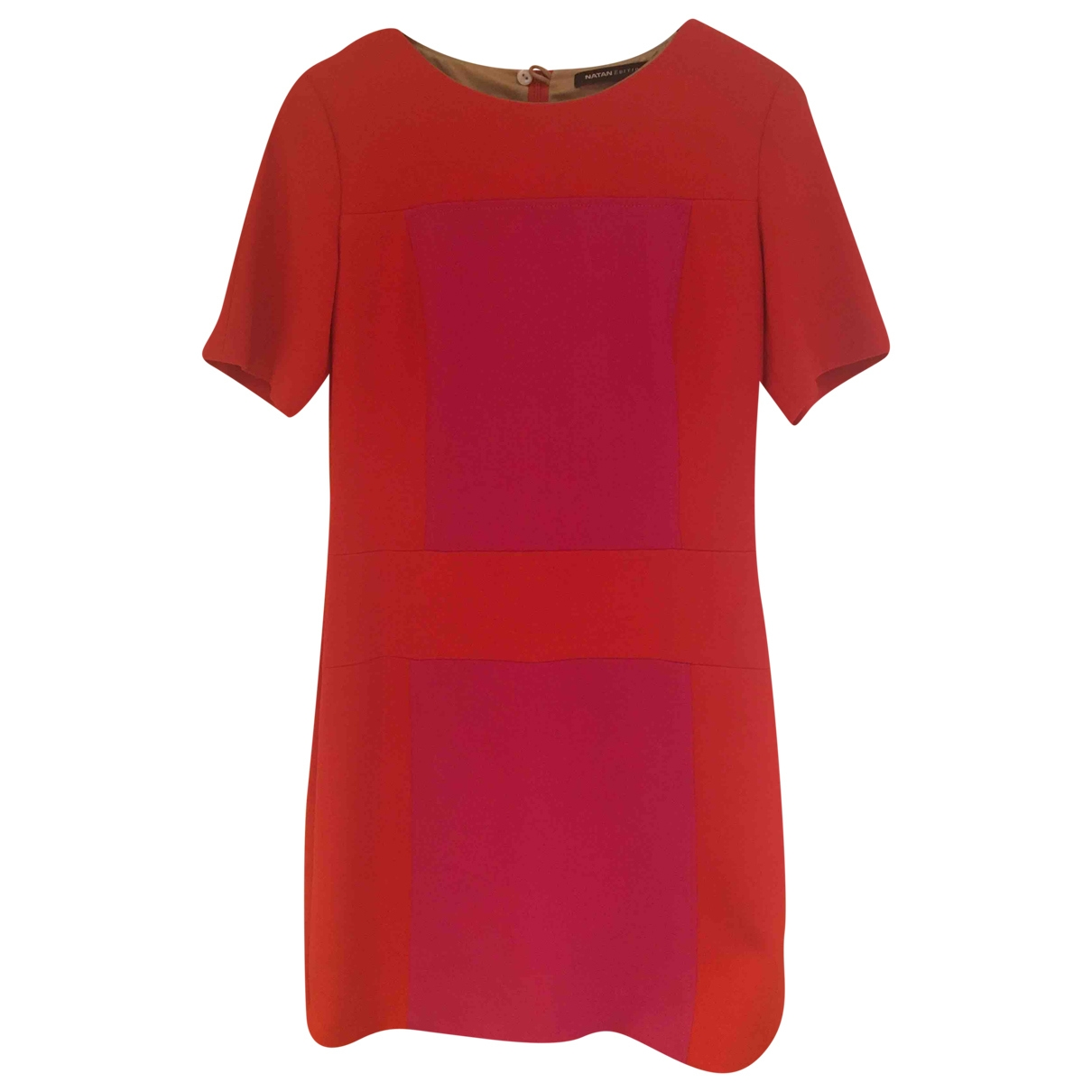 Natan \N Kleid in  Bunt Polyester