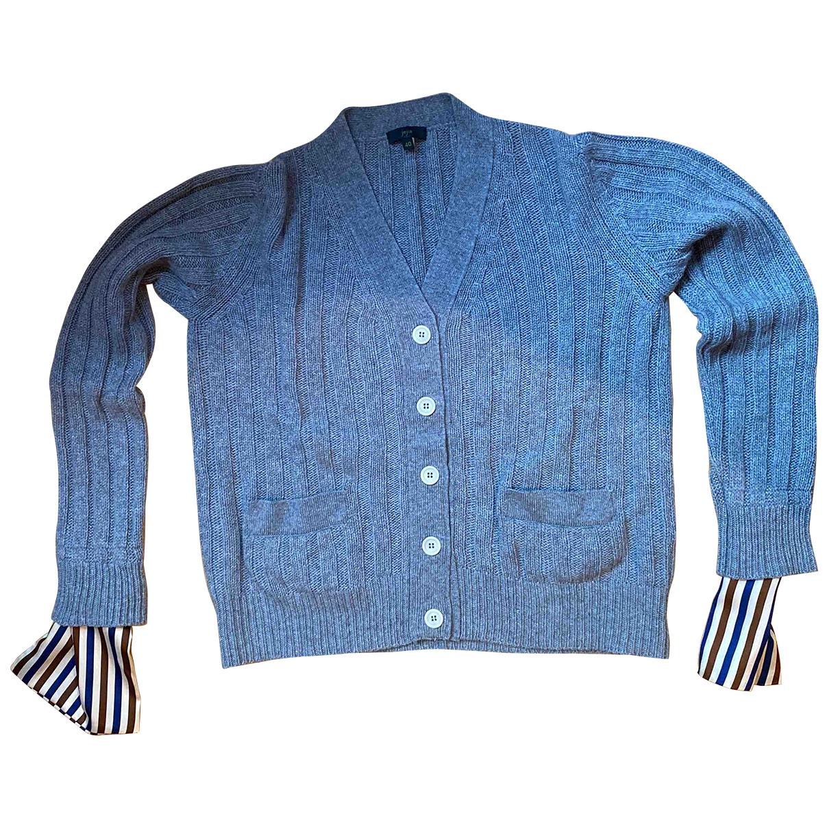 Jejia - Pull   pour femme en laine - gris