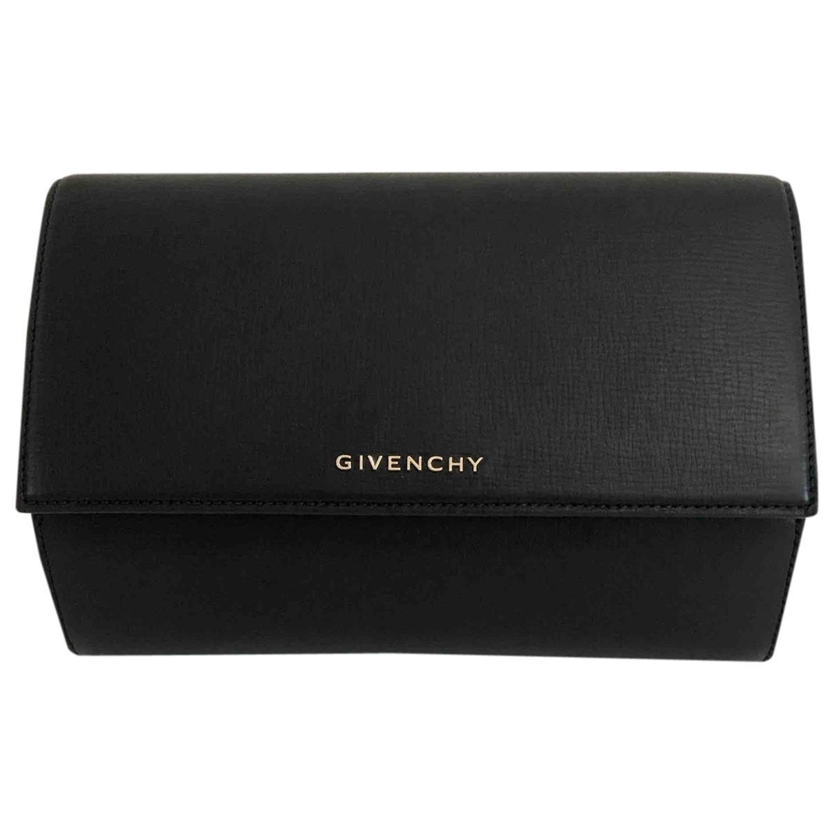 Pochette Pandora Box de Cuero Givenchy