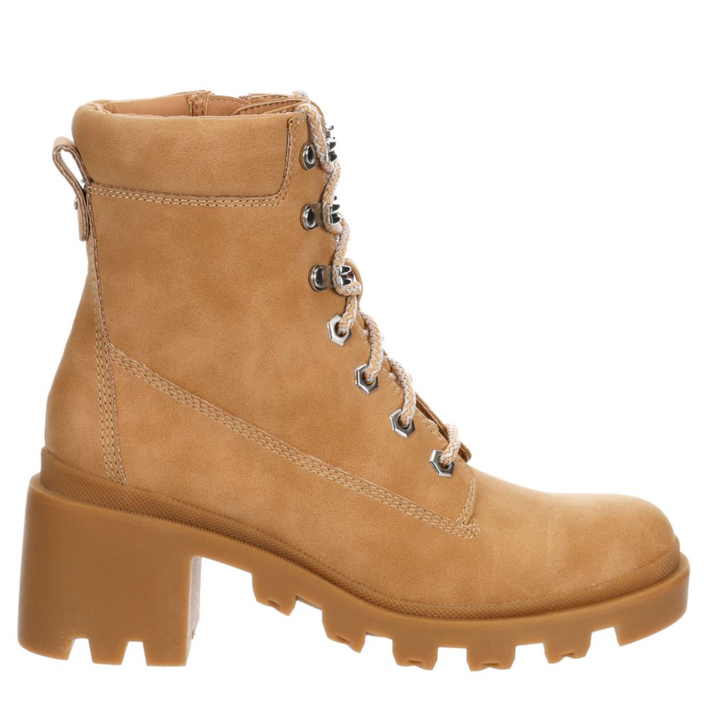 Madden Girl Womens Dillan Hiker Boot