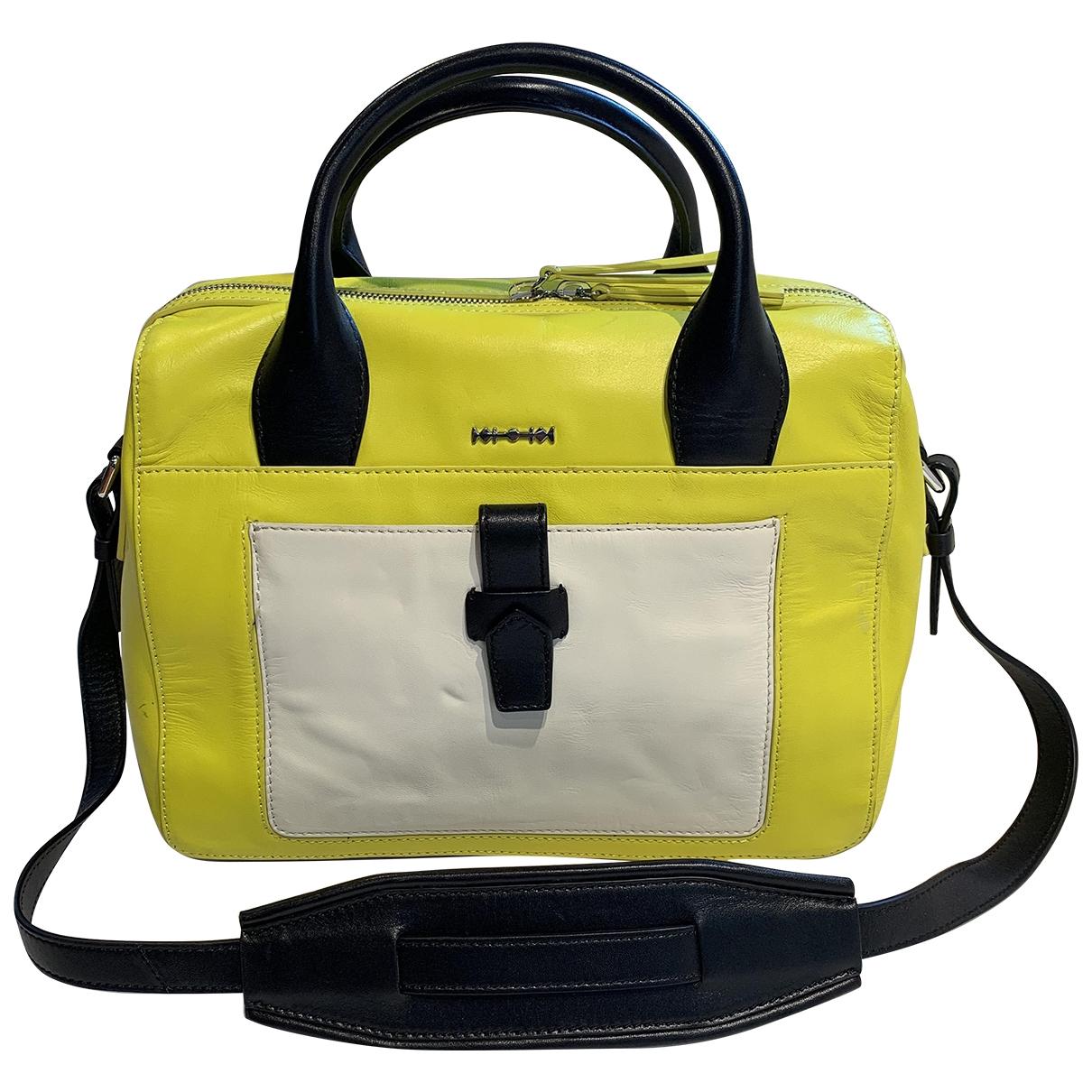 Mcq \N Handtasche in Leder