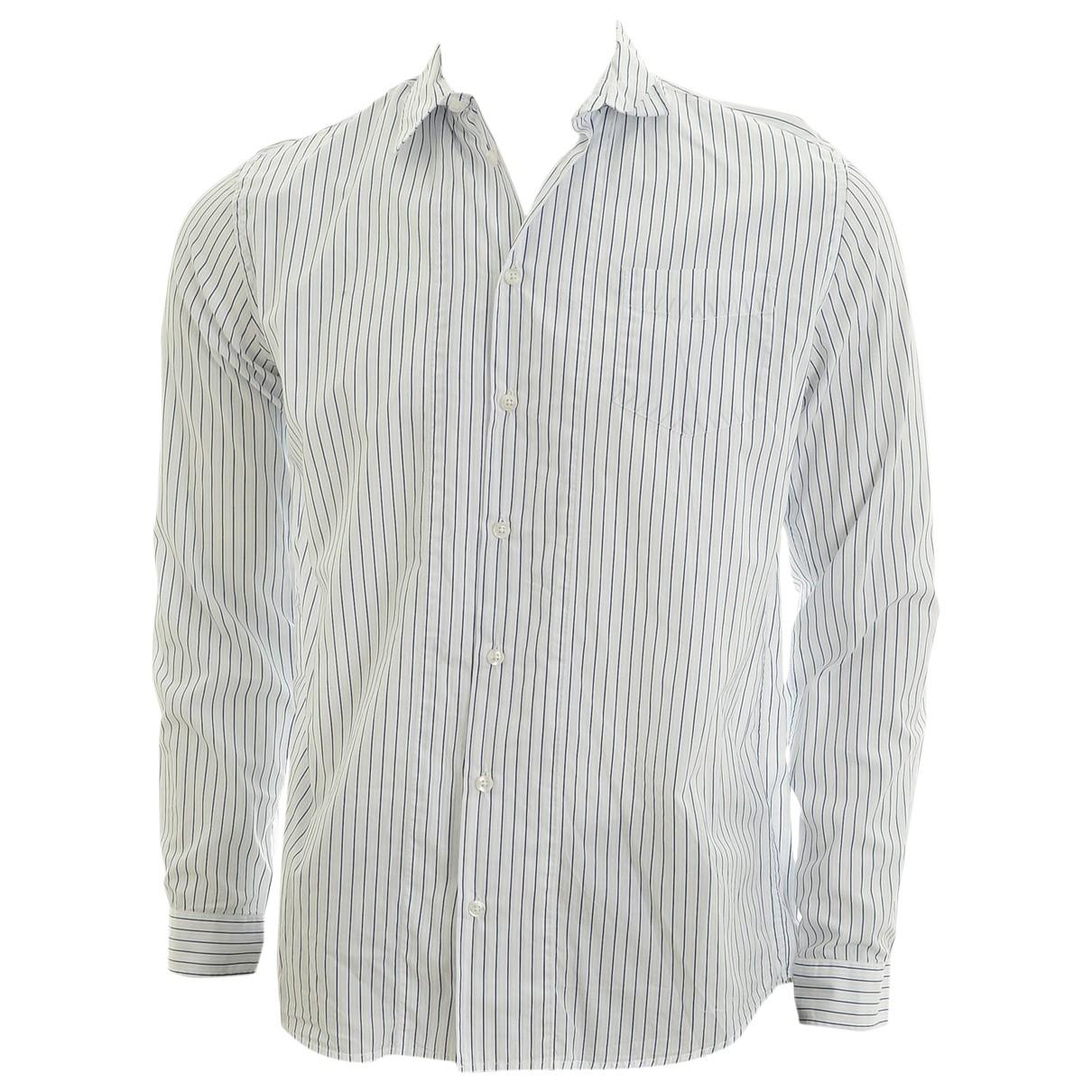 Libertine Libertine - Chemises   pour homme en coton - bleu