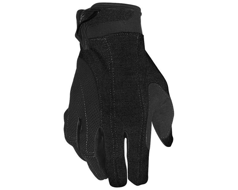 Speed and Strength 885348 Brat Textile Leather Gloves Black WSM