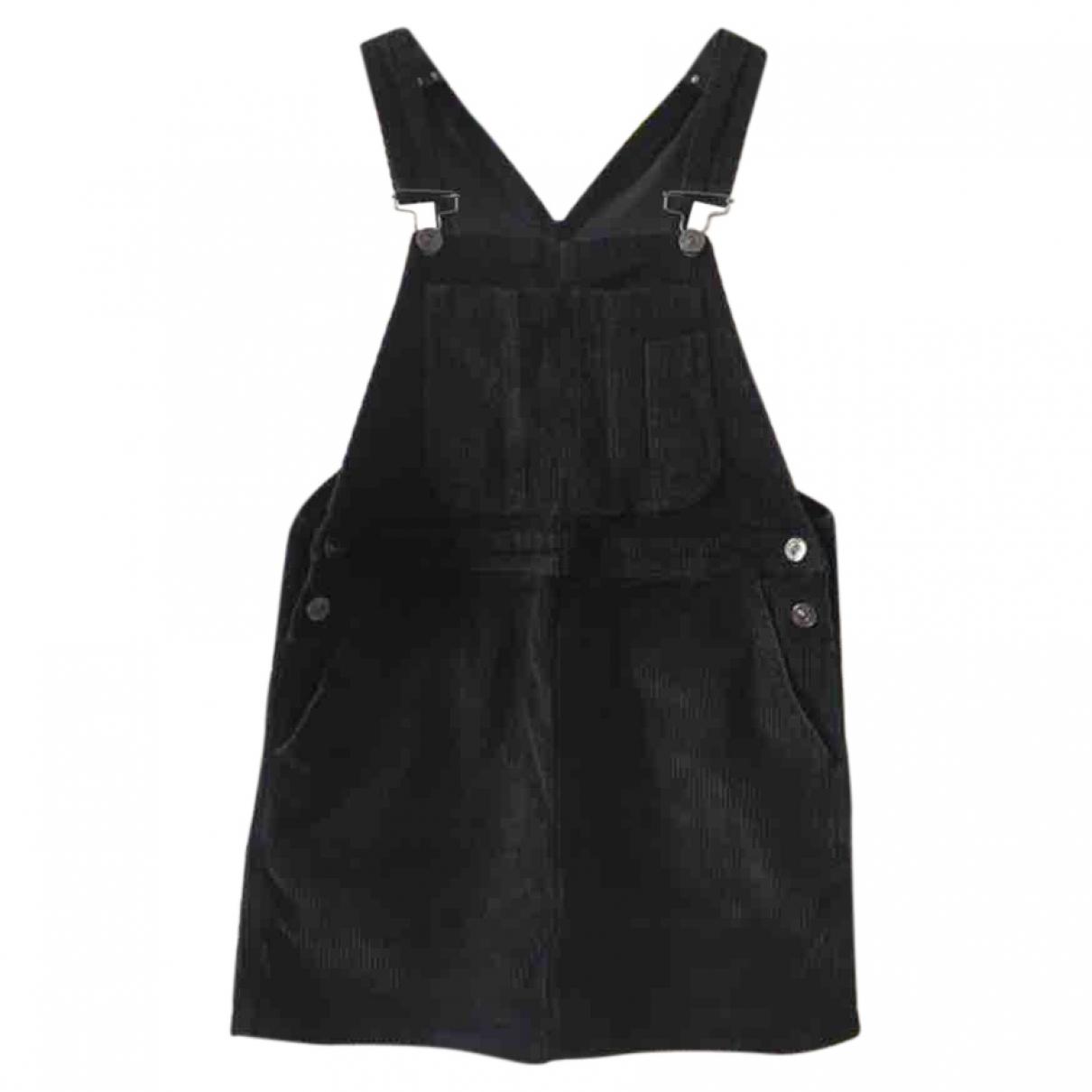 Mini vestido de Terciopelo Urban Outfitters