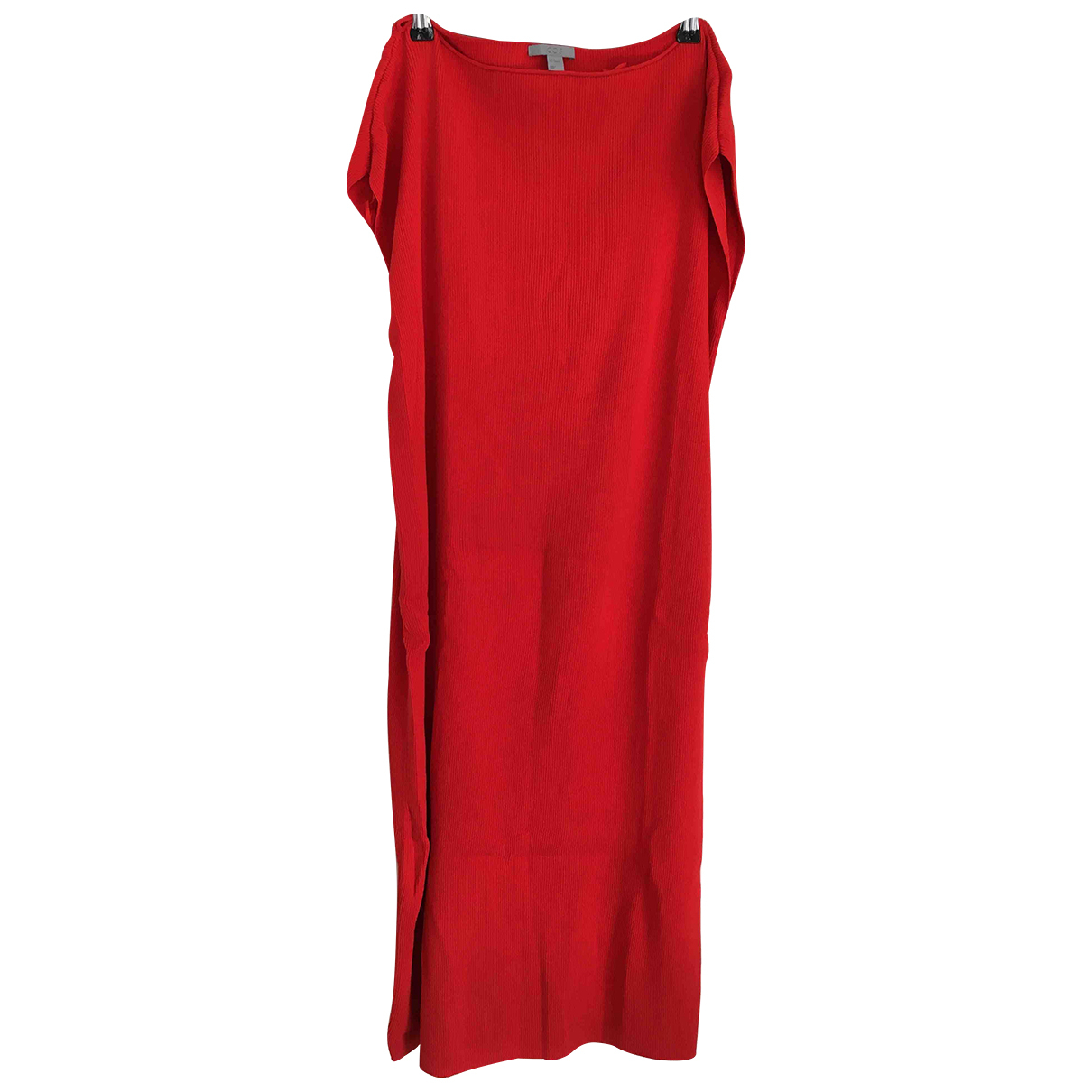 Cos \N Kleid in  Rot Baumwolle