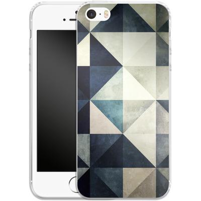 Apple iPhone 5s Silikon Handyhuelle - Glyzbryks von Spires
