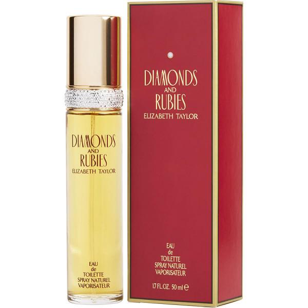 Diamonds & Rubies - Elizabeth Taylor Eau de toilette en espray 50 ML