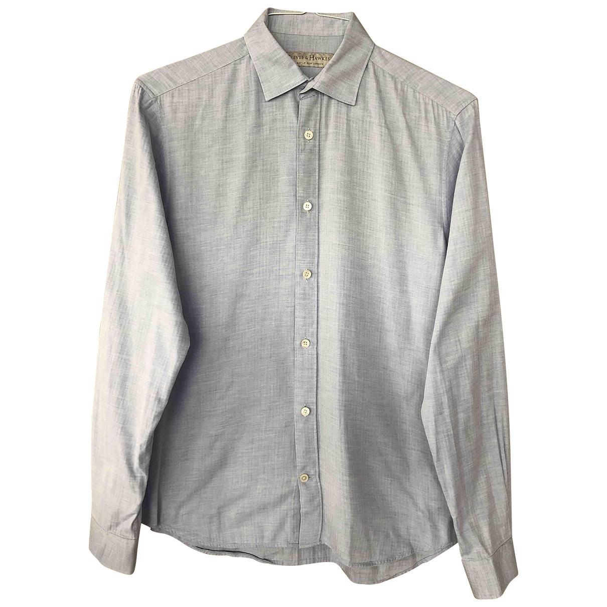 Camisas Gieves & Hawkes
