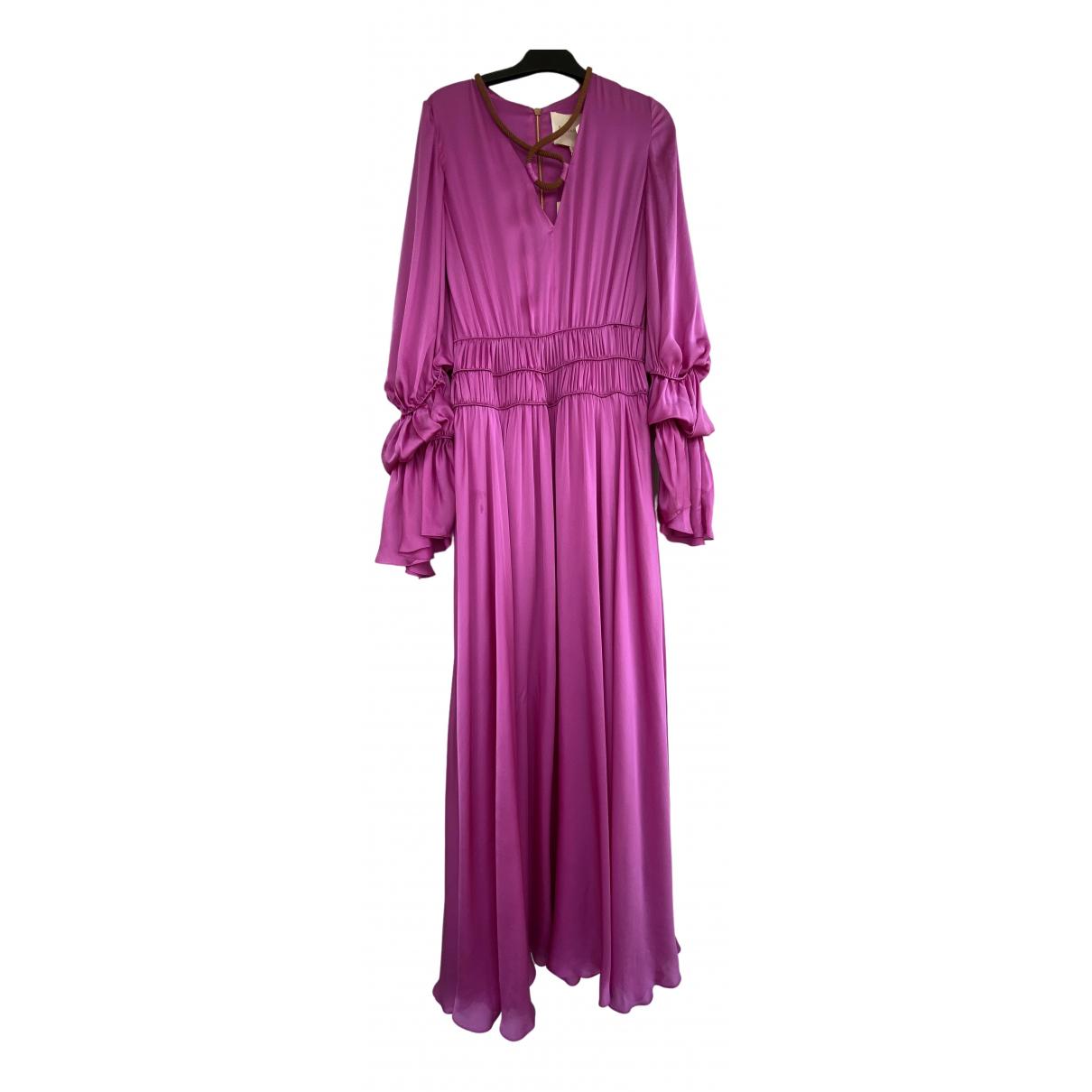 Roksanda \N Pink Silk dress for Women 8 UK