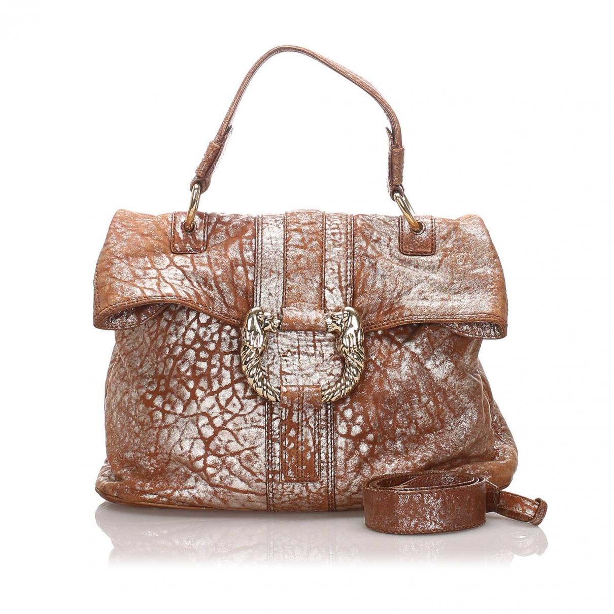 Bvlgari \N Silver Leather handbag for Women \N