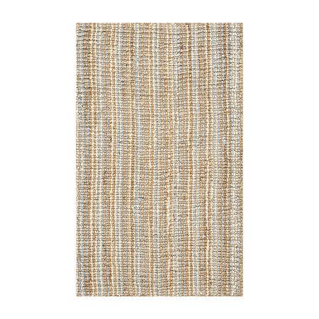 Safavieh Natural Fiber Tia Rectangular Indoor Rugs, One Size , Gray