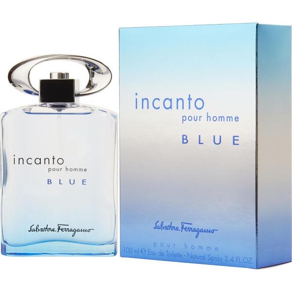 Incanto Pour Homme Blue - Salvatore Ferragamo Eau de toilette en espray 100 ML