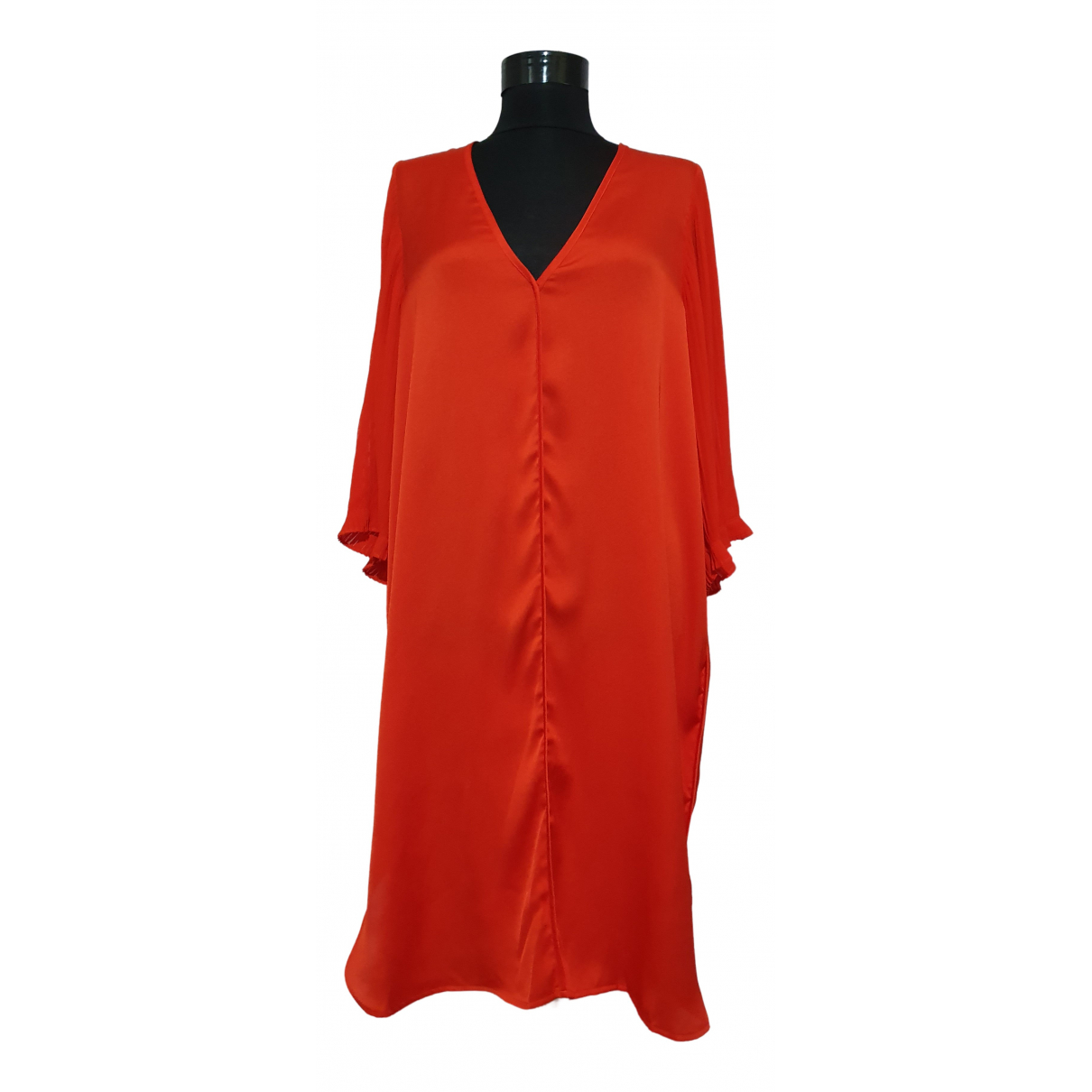 By Malene Birger - Robe   pour femme - orange