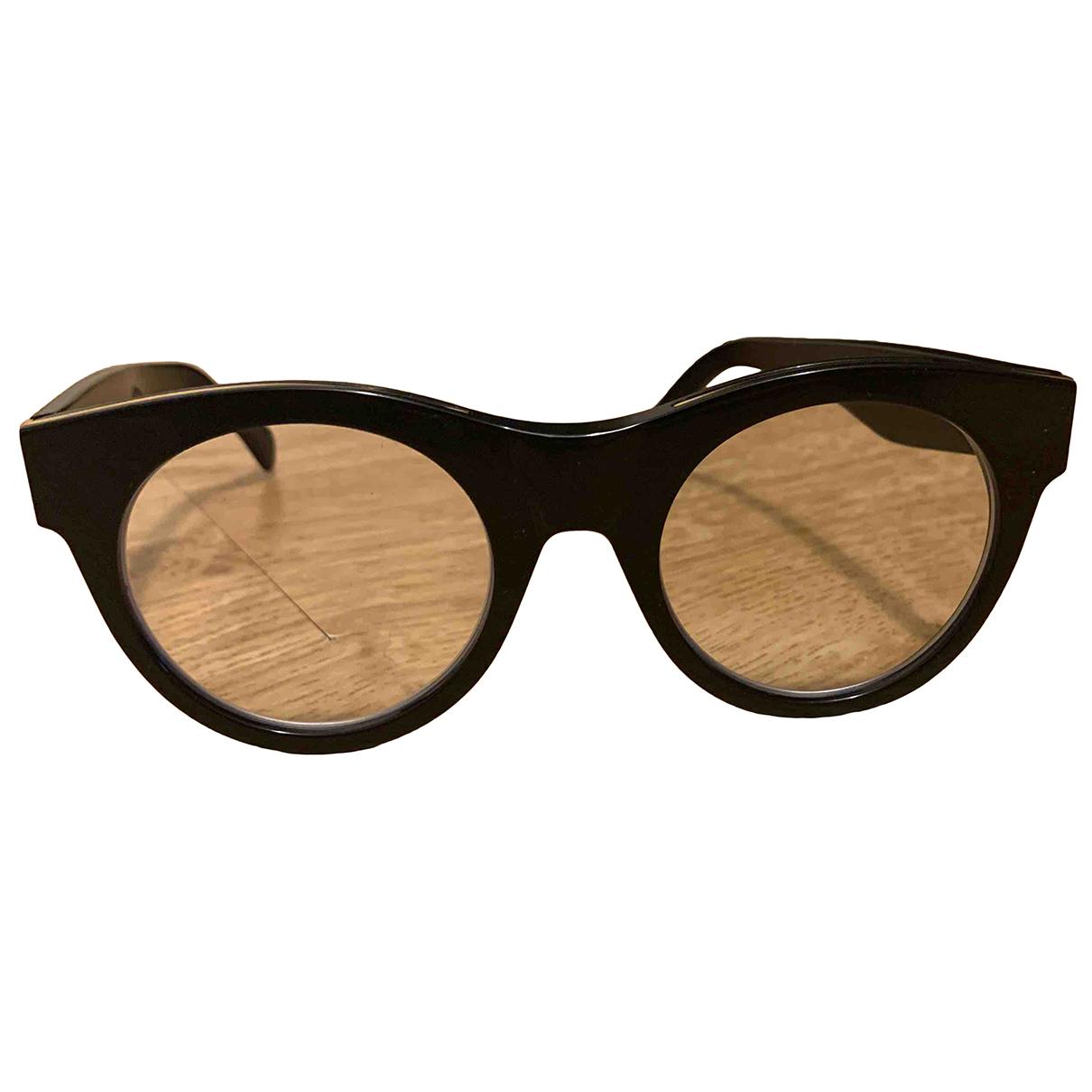 Gafas oversize Bevel Round Celine