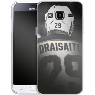 Samsung Galaxy J3 (2016) Silikon Handyhuelle - Draisaitl 29 von Leon Draisaitl