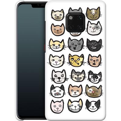 Huawei Mate 20 Pro Smartphone Huelle - 28 Cats von caseable Designs
