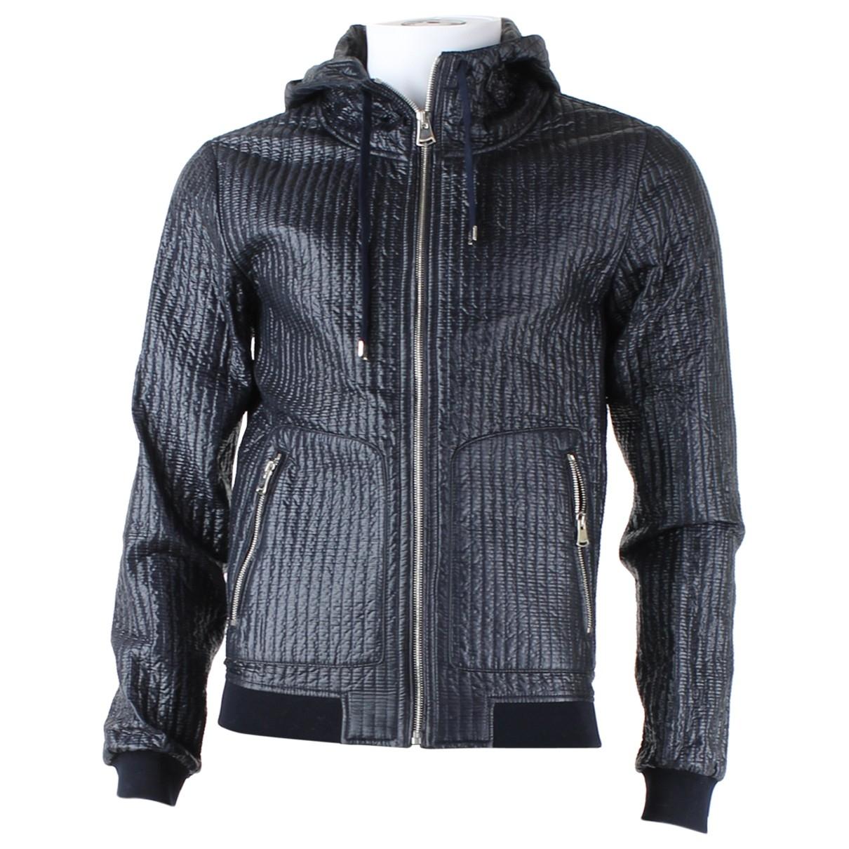 Dolce & Gabbana - Vestes.Blousons   pour homme en polyamide - noir