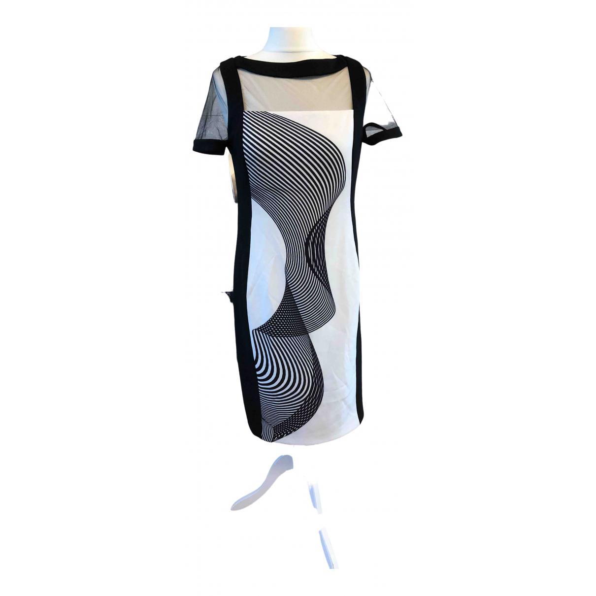 Anne Fontaine \N Kleid in  Schwarz Polyester