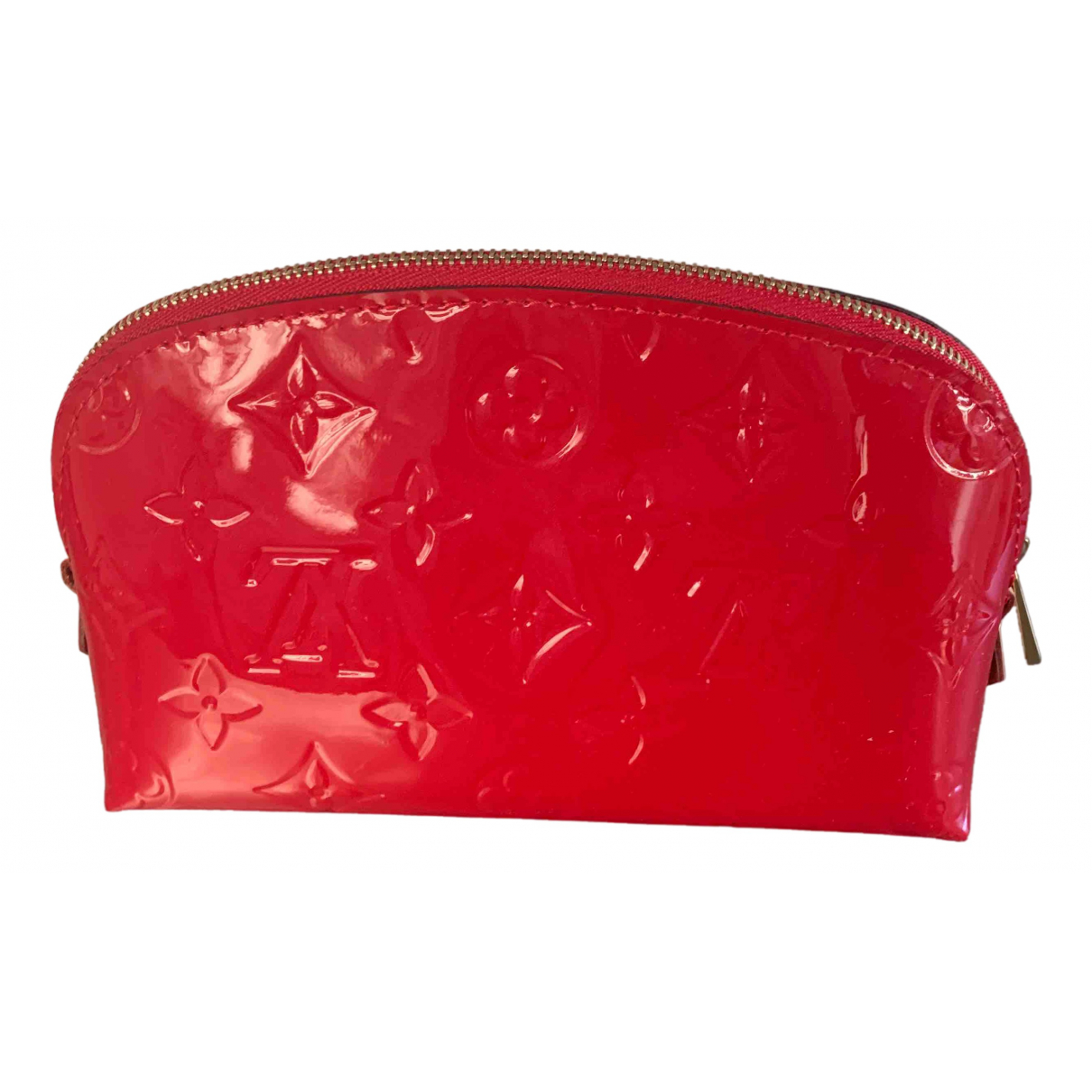 Louis Vuitton - Sac de voyage   pour femme en cuir verni