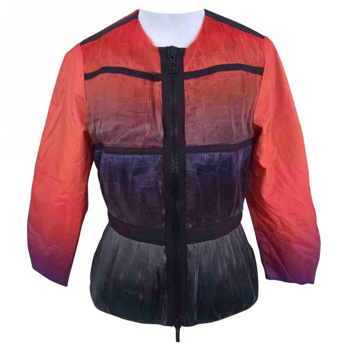 Moncler - Veste Gamme Rouge pour femme - multicolore
