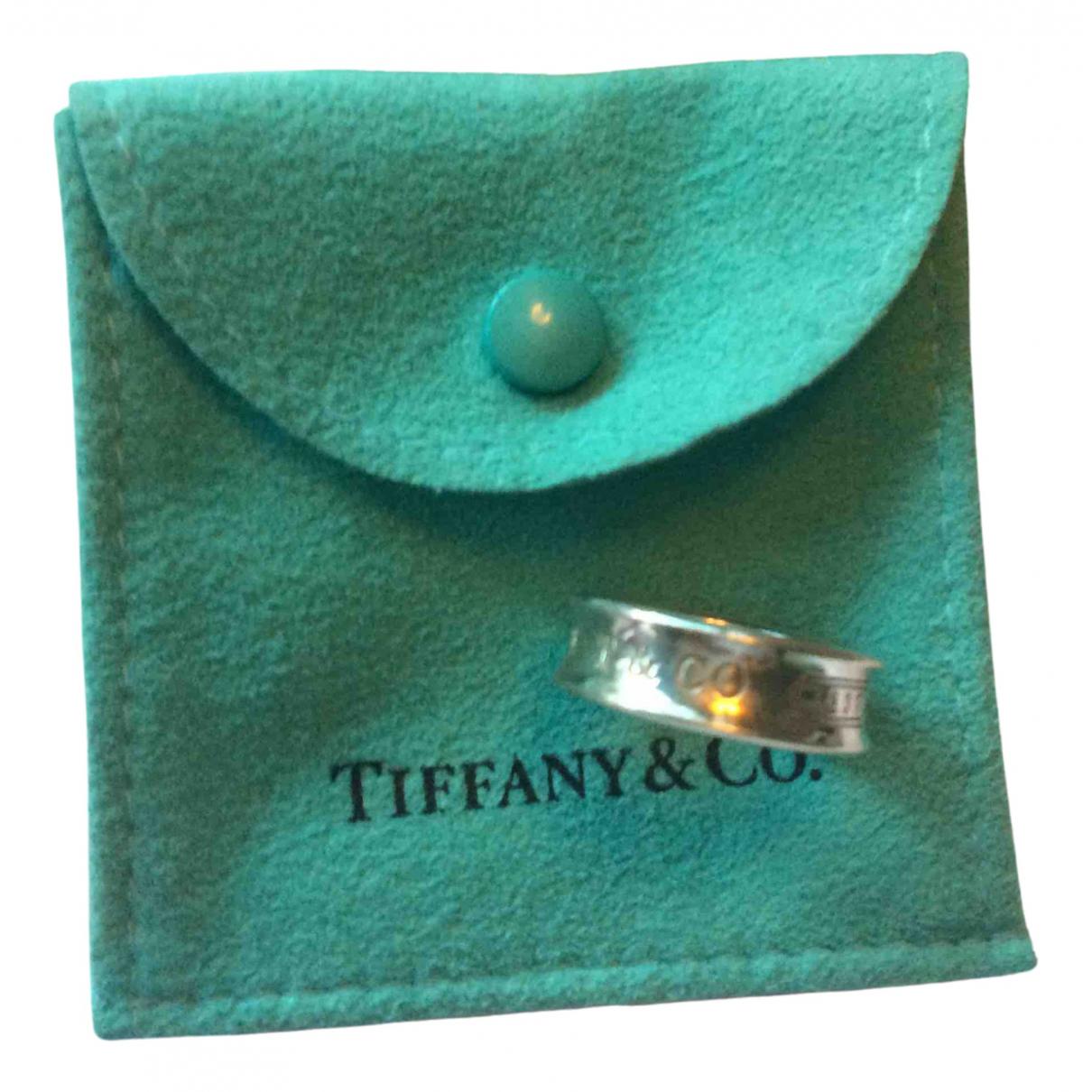 Tiffany & Co - Bague Return to Tiffany pour femme en argent - argente