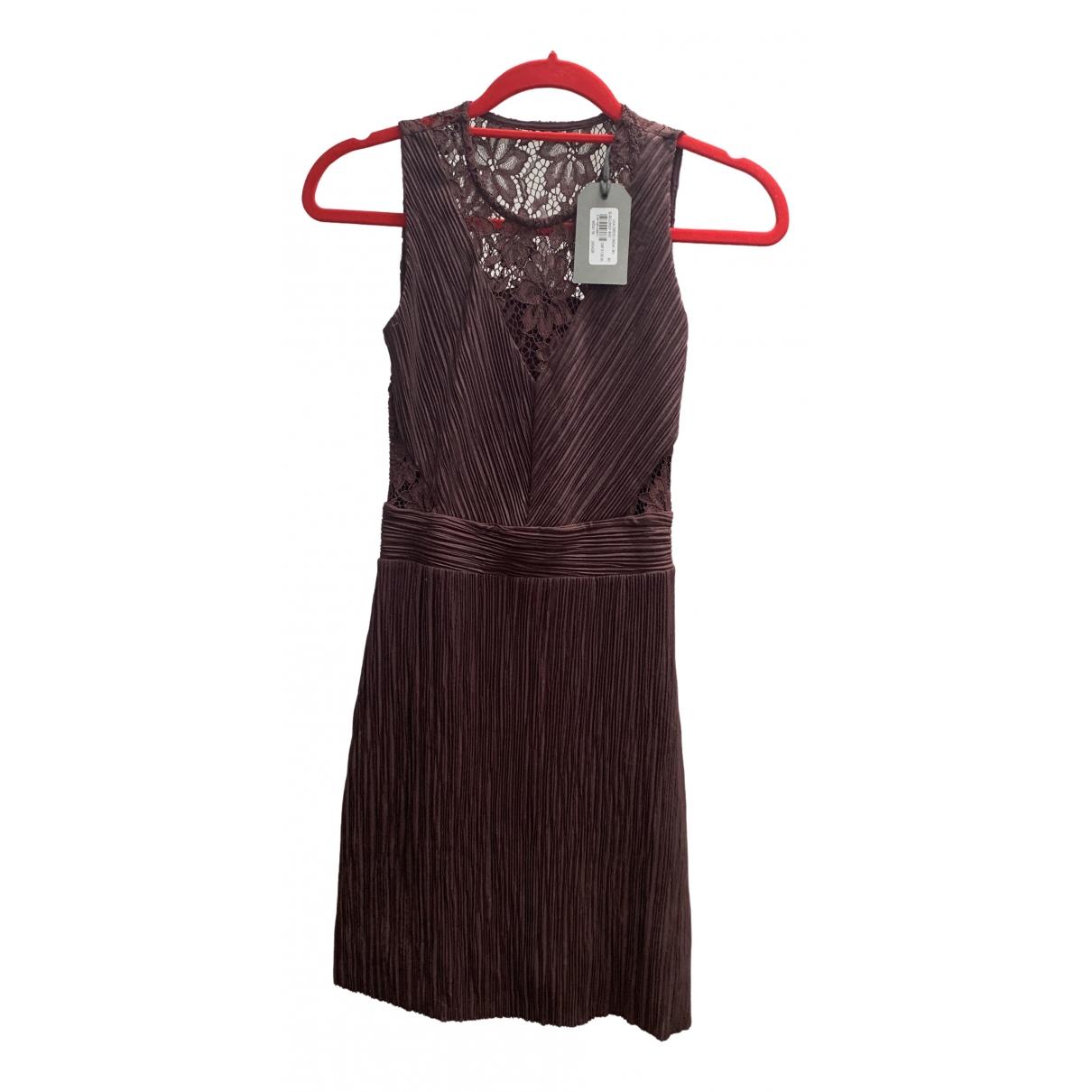 All Saints \N Burgundy Lace dress for Women XS International