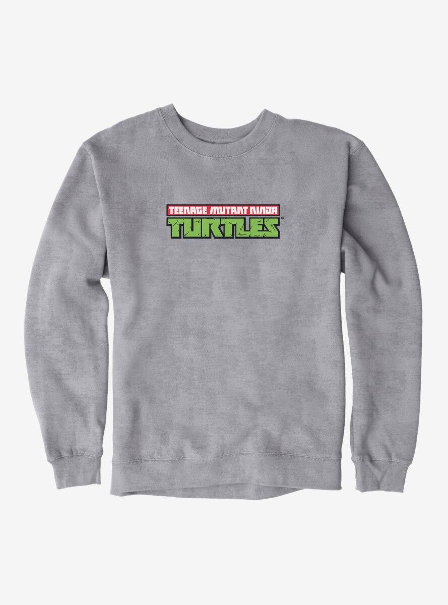 Teenage Mutant Ninja Turtles Original Title Script Sweatshirt