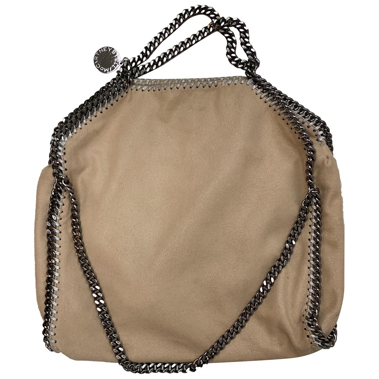 Stella Mccartney Falabella Pink Suede handbag for Women N