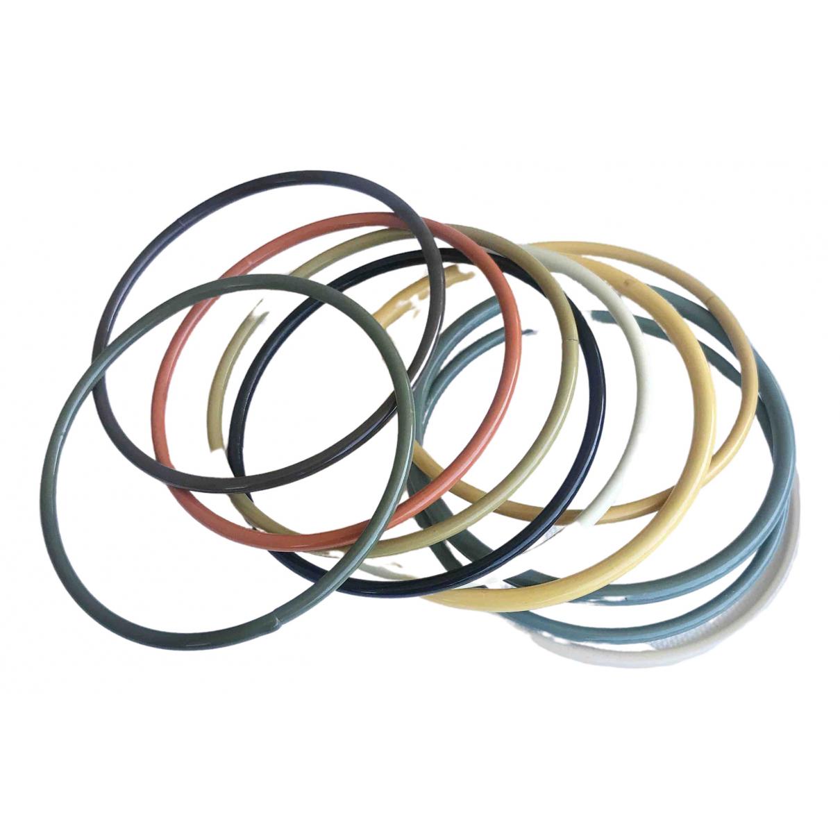 Uterque - Bracelet   pour femme en metal - multicolore