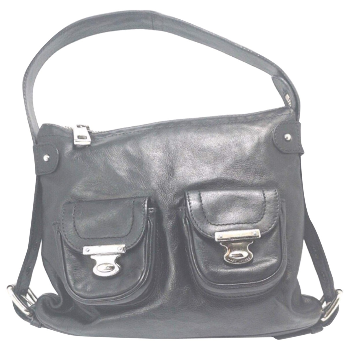 Marc Jacobs \N Black Leather handbag for Women \N