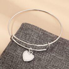 Adjustable Pendant Bracelet