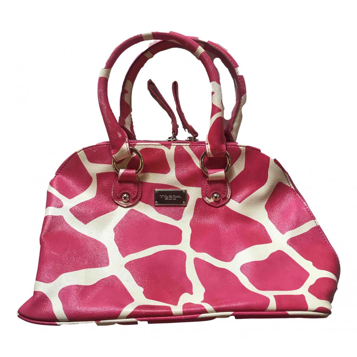 Tosca Blu N Multicolour Leather handbag for Women N