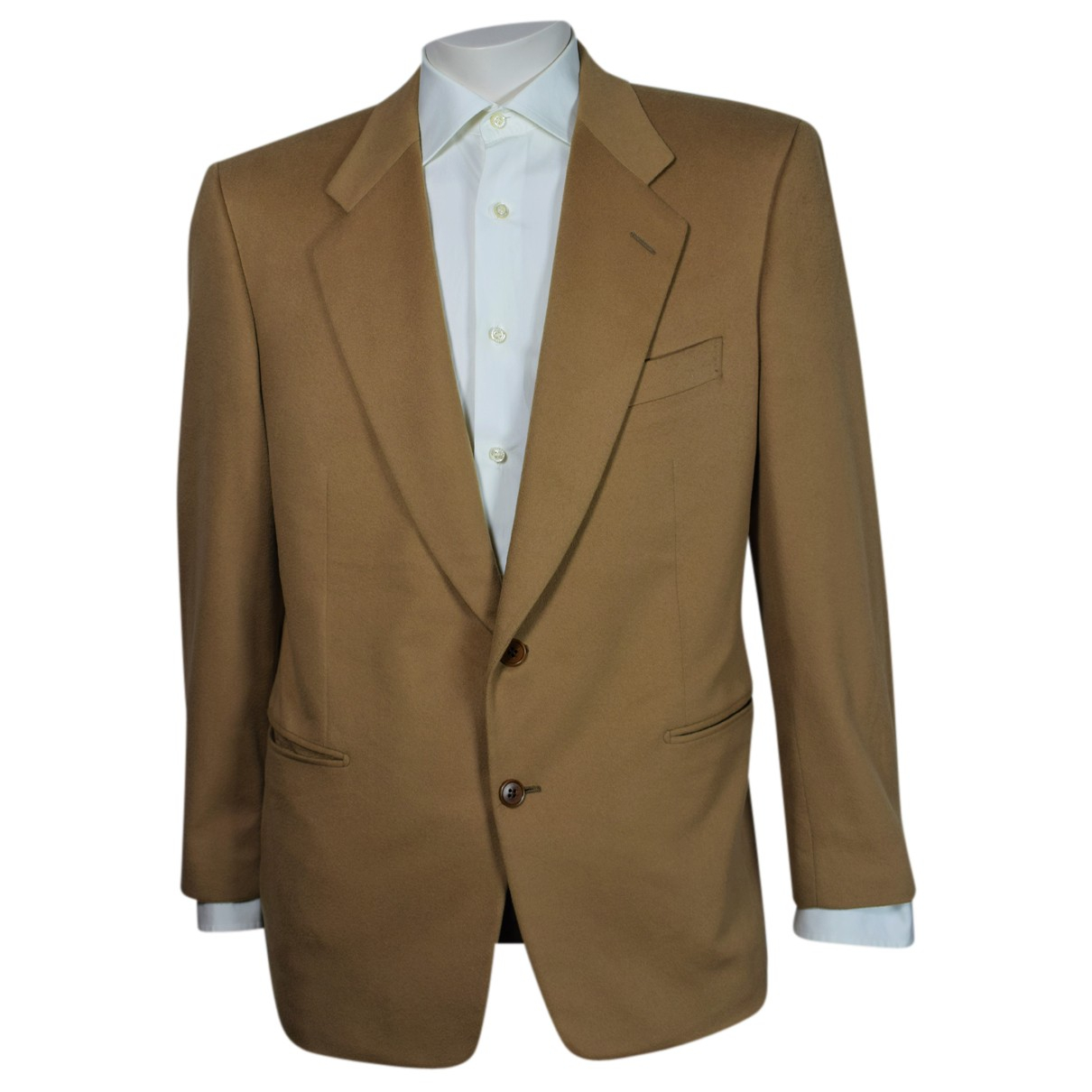 Pal Zileri N Camel Cashmere jacket  for Men 48 IT