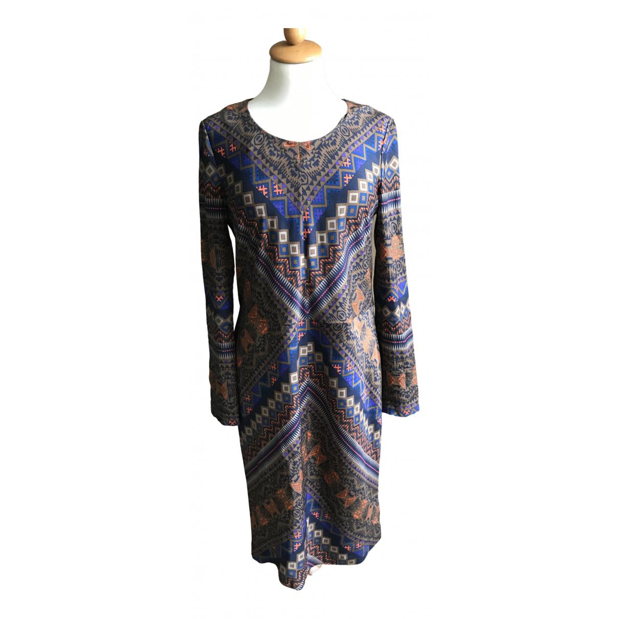 Antik Batik \N Multicolour Silk dress for Women 40 FR