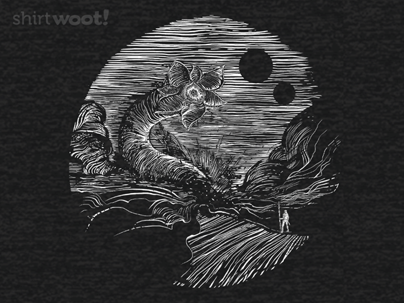 The Worm Chaser T Shirt