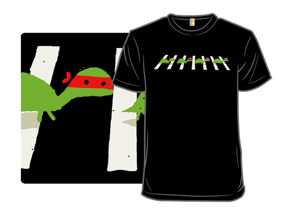 Splinter Road T Shirt