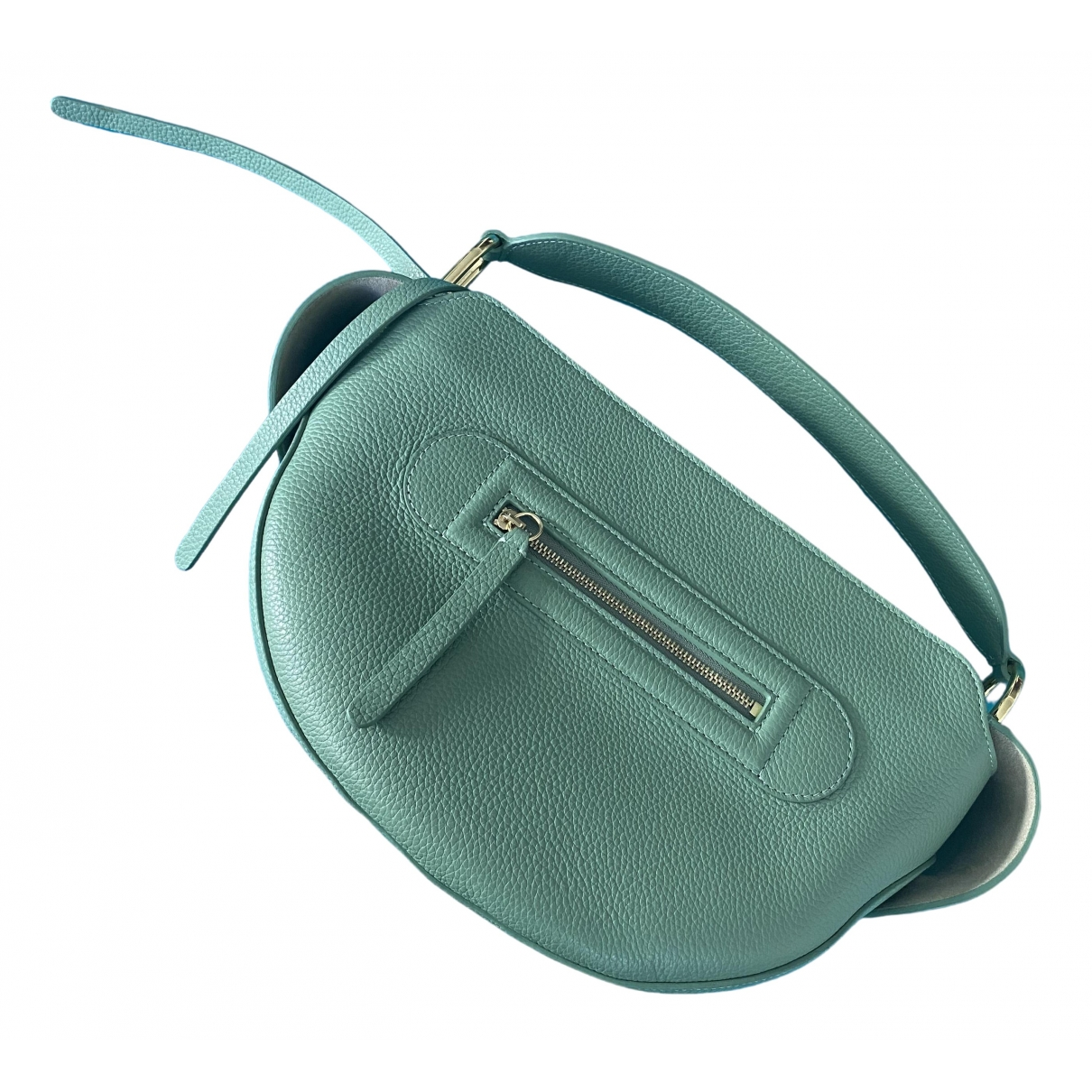 Wandler \N Green Leather handbag for Women \N