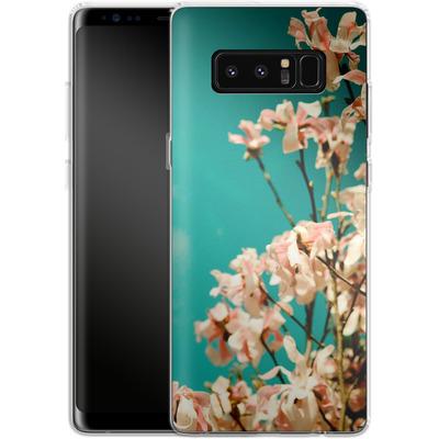 Samsung Galaxy Note 8 Silikon Handyhuelle - Spring Kingwood von Joy StClaire