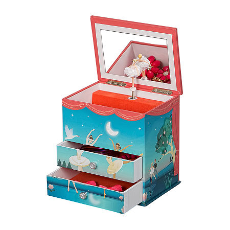 Mariel Jewelry Box, One Size , No Color Family