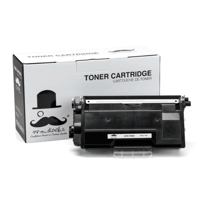 Compatible Brother HL-L6200DW Black Toner Cartridge, Extra High Yield