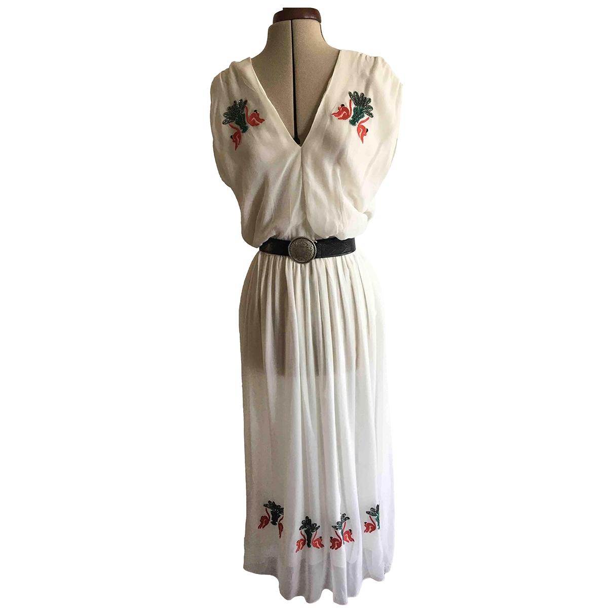 Antik Batik \N White dress for Women 38 FR