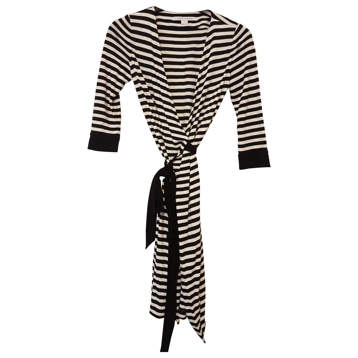 Diane Von Furstenberg \N White dress for Women 2 US