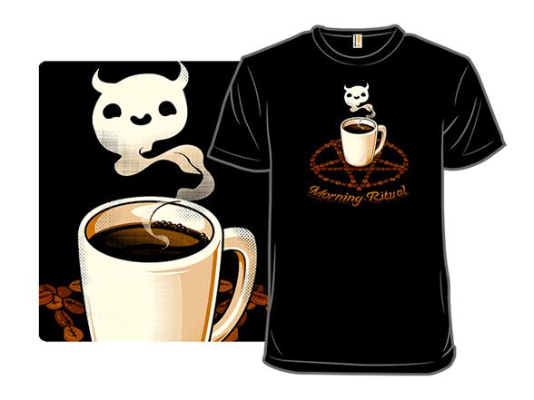 Dark Morning Ritual T Shirt