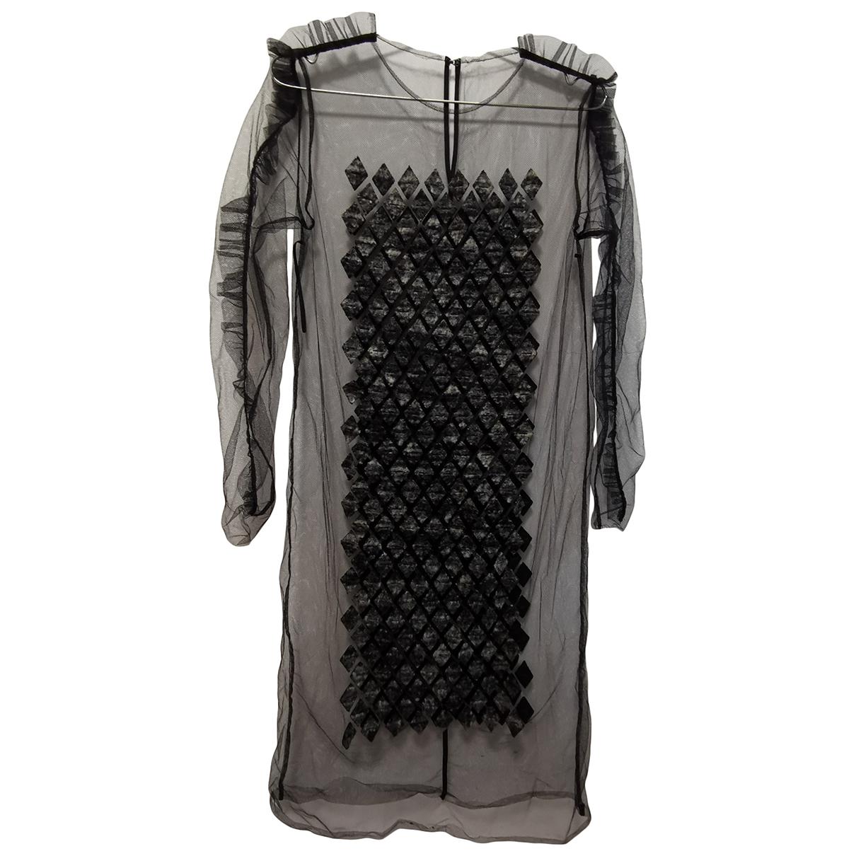 Sport Max - Robe   pour femme - noir