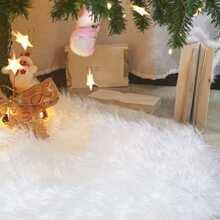 1 pieza falda con arbol de Navidad