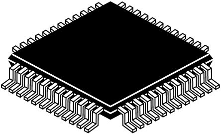 Silicon Labs C8051F360-C-GQ , 8bit 8051 Microcontroller, C8051F, 24.5MHz, 32 kB Flash, 48-Pin TQFP