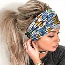 Butterfly Pattern Headband