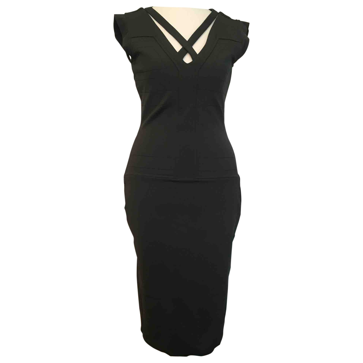 French Connection \N Green dress for Women 10 UK