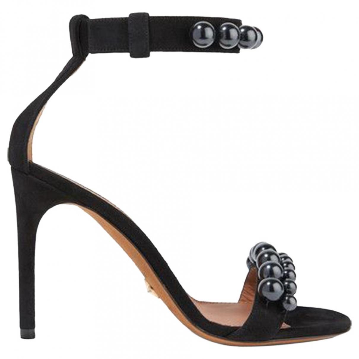 Givenchy - Escarpins   pour femme en suede - noir